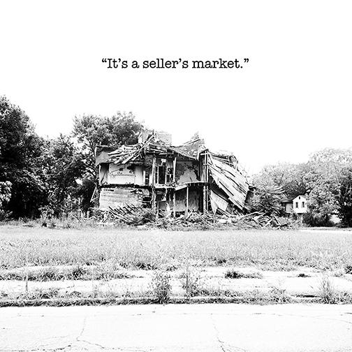 seller's